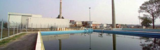 """Saluggia, fuoriuscite da vasca dell'impianto nucleare Sogin: """"Nessun allarme"""""""