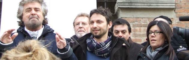 """Favia, da enfant prodige e cocco di Grillo a """"testardo e ambizioso"""""""