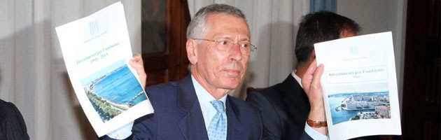 L'ex prefetto Bruno Ferrante