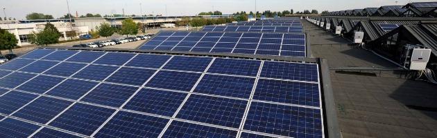 Bologna, al Caab l'impianto fotovoltaico più grande dell'Emilia Romagna (gallery)