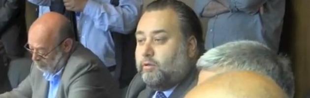 Pdl Lazio, Franco Fiorito indagato per peculato