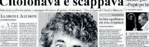 Falso Corriere della Sera critica Grillo: al comico piace, ai simpatizzanti no