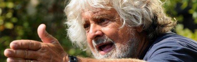 """Grillo sul M5S: """"Chi pensa che io non sia democratico vada fuori dalle palle"""""""