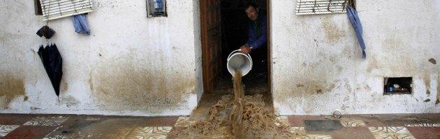 Spagna, piogge torrenziali provocano 10 morti