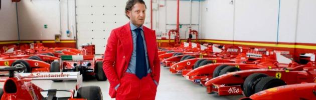 """Ferrari, Lapo presidente e utili record. Ma Fiom avverte: """"Diritti operai calpestati"""""""