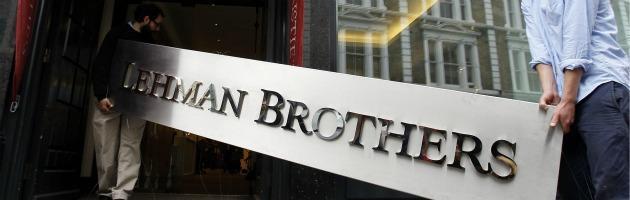 Crisi, solo negli Usa la tempesta finanziaria di Lehman è costata 12mila miliardi