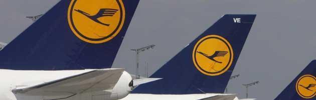 Sciopero Lufthansa: 400 voli cancellati in Europa e in altri continenti