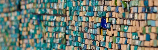 """Il mosaico torna """"contemporaneo"""". A Ravenna le opere di De Luca (gallery)"""