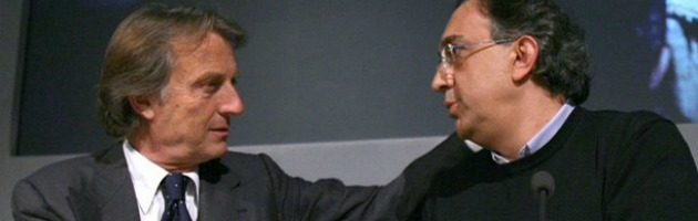 """Montezemolo: """"Ferrari va bene. Io in politica? Ho ancora da fare a Maranello"""""""