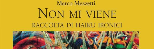 Non mi viene. In libreria gli haiku comici di Marco Mezzetti
