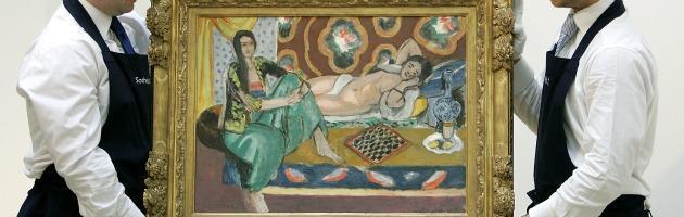 Brescia, la mostra su Matisse puzza di truffa: da 500mila euro