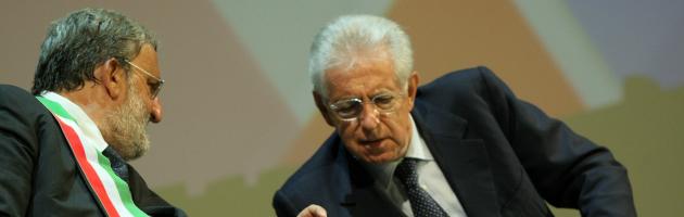 """Evasione fiscale, Monti: """"Combatterla è una guerra per la civiltà"""""""