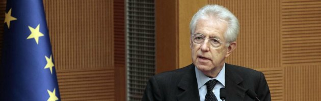 Mario Monti European People's Party