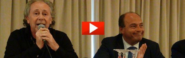 """Lele Mora torna a parlare in pubblico: """"Ho fatto errori, non lo nascondo"""" (video)"""