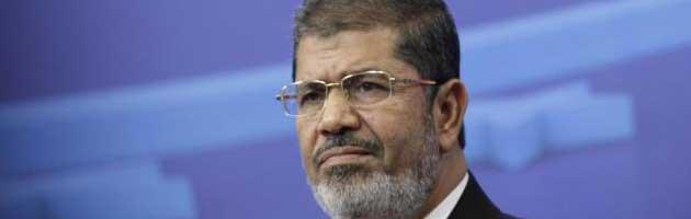 """Quirinale, Morsi incontra Napolitano: """"Assalti alle ambasciate sono inaccettabili"""""""