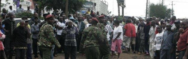 Nairobi, granata contro una chiesa. Morto un bambino, altri tre feriti