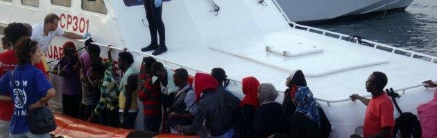 """Tragedia in mare: """"Morti 31 profughi in un naufragio a largo delle coste libiche"""""""