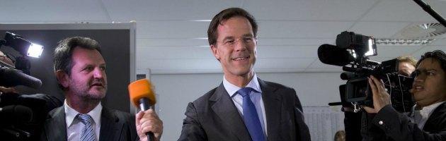 "Olanda, ""Netta vittoria partiti europeisti. Crolla l'ultradestra"""