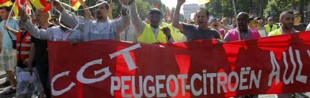 Crisi dell'auto, Peugeot ai minimi termini: 5 miliardi di rosso nel 2012