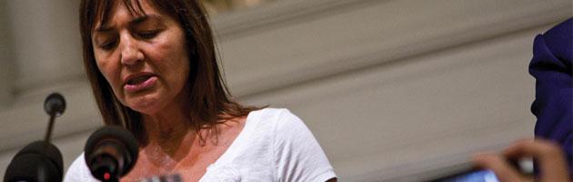 Lazio, dimissioni di Renata Polverini