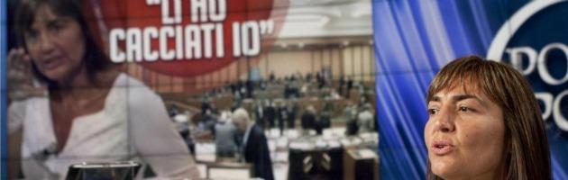 Scandalo Lazio, prima dell'addio Polverini nomina 10 dirigenti