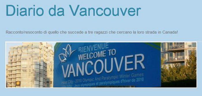 Diario da Vancouver