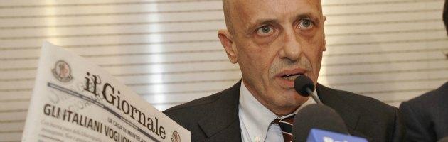 """Sallusti, Cassazione conferma il carcere. La procura di Milano: """"Detenzione sospesa"""""""