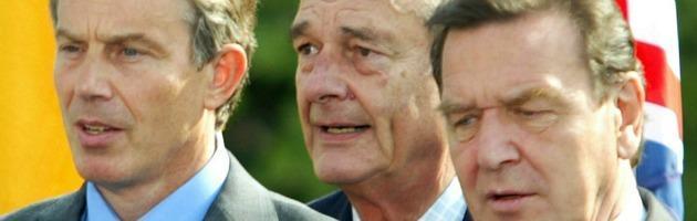 """Schroeder: """"Nessuna società e nessun governo sopporterebbero i tagli greci"""""""