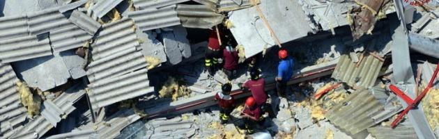 Terremoto, a Ferrara un fondo per gli operai morti sotto le macerie
