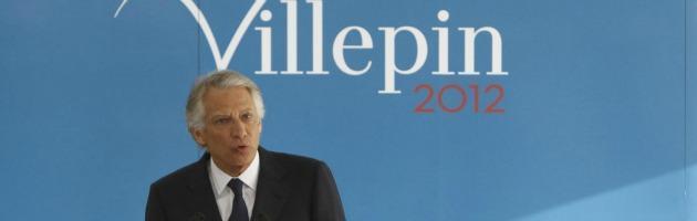 """Francia, corruzione: """"rilasciato"""" De Villepin, era stato fermato dalla polizia"""