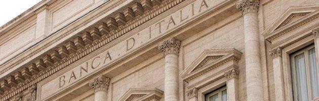 """Bankitalia: """"Nel 2010 in Italia 300mila famiglie strozzate dai debiti"""""""