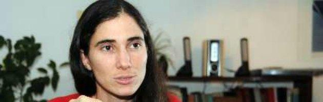 """Liberata Yoani Sanchez: """"Grazie a chi ha alzato la voce per me su Twitter"""""""