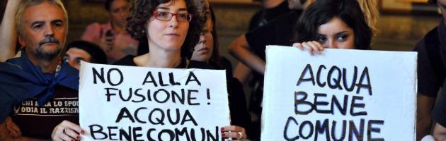 Bologna, maratona notturna in Comune per il voto sulla fusione Hera-Acegas
