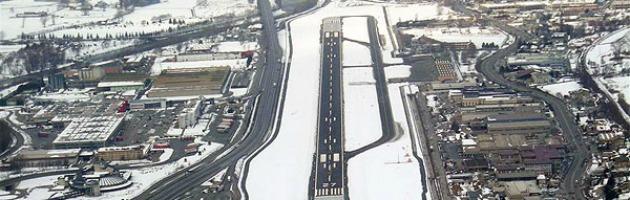 Aeroporto Aosta : Aosta aeroporto in stallo costerà milioni ma non si