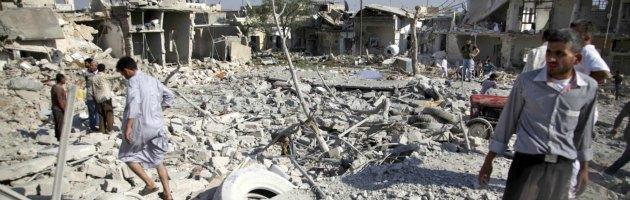 Siria autobomba Aleppo