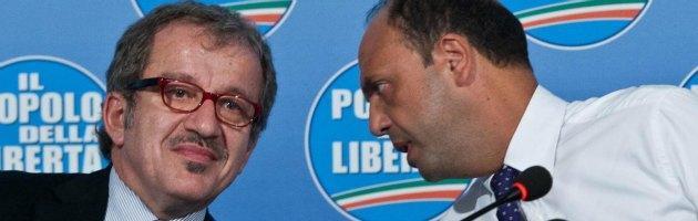 """Elezioni 2013, Alfano avvisa la Lega: """"Alleati o separati anche in Lombardia"""""""