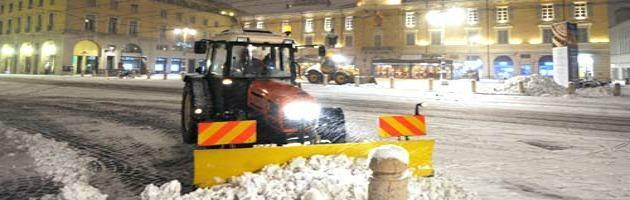 Parma, la Finanza in Provincia. Acquisiti documenti sugli appalti per la neve