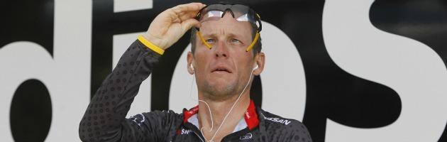 Nike scarica Lance Armstrong, lui si dimette dalla fondazione Livestrong