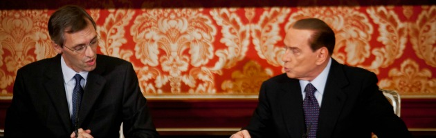 Berlusconi e Ghedini