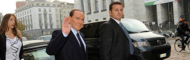 Processo Mediaset, nuovo no dei giudici alla sospensione elettorale per Berlusconi