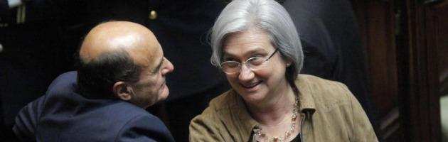 "Primarie, Bindi: ""Renzi? Messaggi berlusconiani. Lavoro per sconfiggerlo"""