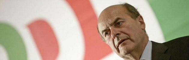 """Legge elettorale, Bersani: """"Casini morirà di tattica, decida dove andare"""""""