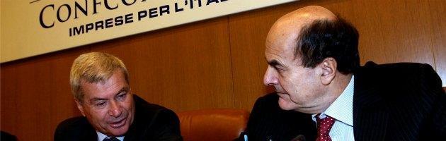 """Legge stabilità, Bersani: """"Serve riflessione. Non possiamo scherzare"""""""