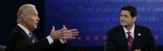 """Elezioni Usa: """"Avete fallito"""", """"Fesserie"""". Biden meglio di Obama contro Ryan"""