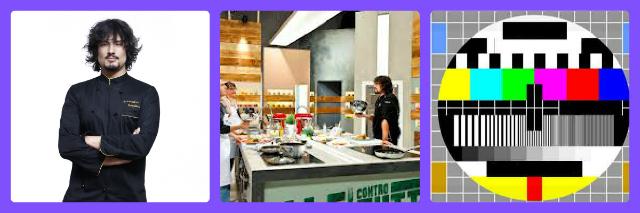 Cucina e TV: Alessandro Borghese, giù le mani da riso patate e cozze