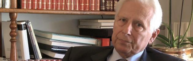 Università di Bologna, morto l'ex rettore Pier Ugo Calzolari