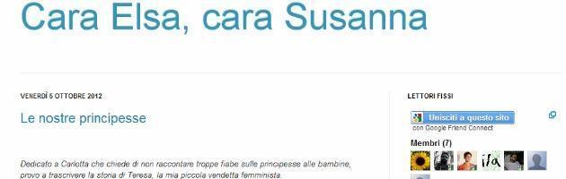 Daniela, mamma blogger che racconta il precariato a Fornero e Camusso