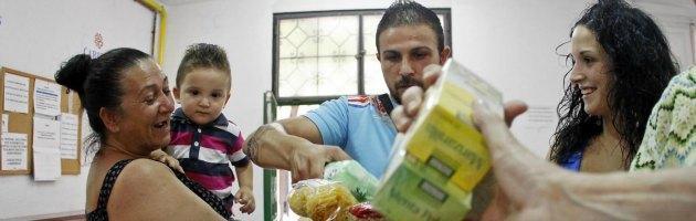 """Povertà, Caritas: """"Aiuti per la sopravvivenza a + 44,5%. Welfare incapace"""""""