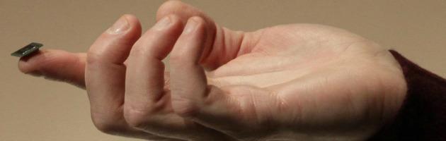Vortici di luce su chip di silicio: sarà più facile 'trasportare' informazioni