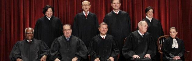 Corte Suprema Usa, parte l'anno giudiziario: deciderà su matrimoni gay